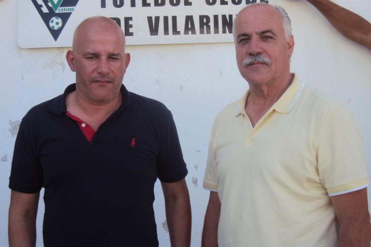 Edmundo Costa está de saída da presidência do Vilarinho